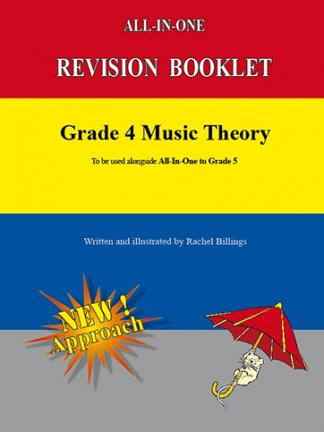 Aaron Publications Grade 4 Revision Booklet