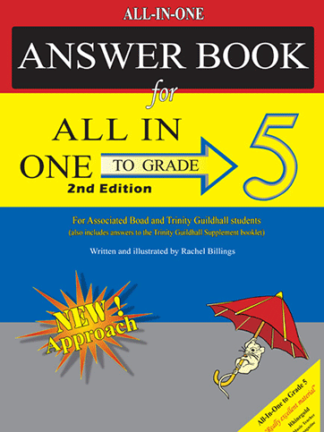 Aaron Publications All-In-One to Grade 5 Answer Book