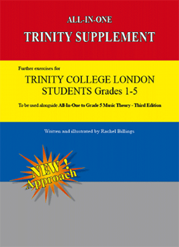 Trinity College London Music Theory Supplementall Supplement