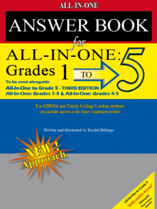 All-In-One Answer Book Grades 1 to 5